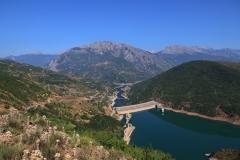 Valbona Albanien