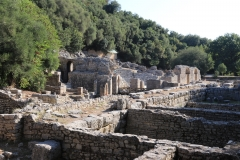 Albanien Butrint