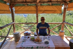 Albanien Osum Canyon Offroad Cafe