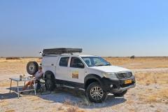 Botswana Central Kalahari