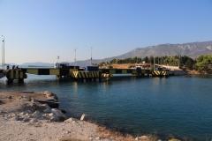 Griechenland Peloponnes Korinth