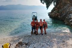 Griechenland Kefalonia Familienzeit
