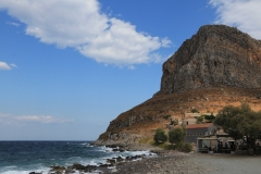 Griechenland Peloponnes Monemvasia