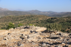 Griechenland Peloponnes Mykene