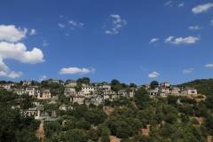 Nordgriechenland Zagori Dörfer