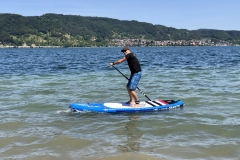 Mai 2020: SUP-Action am Bodensee