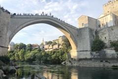 Bosnien & Herzegowina - Mostar Juli 2019