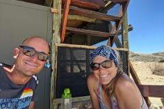 Namibia Camp Gecko
