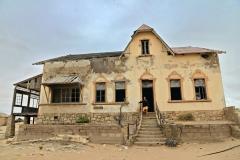 Namibia Kolmanskuppe