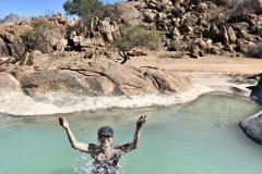 Namibia Namibgrens