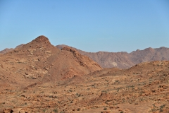 Namibia südliche Tirasberge