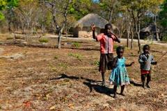 Sambia Livingstone Memorial