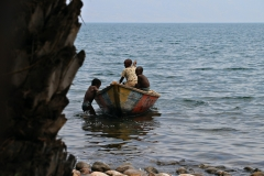 Sambia Lake Tanganyika