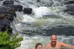 Sambia Waterfalls