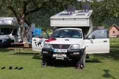 Camping Radenci ob Kolpi - Vanlife