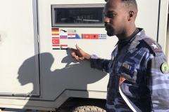 Sudan Grenze Ägypten
