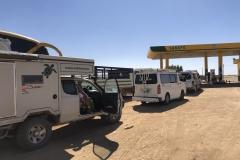 Sudan Tankstelle