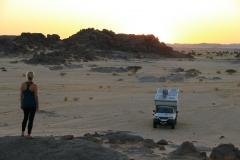 Sudan Wüste