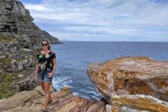 Südafrika Kaphalbinsel