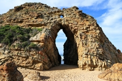 Südafrika Garden Route Rock Arch