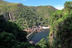 Südafrika Garden Route Storm's River