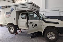 Südafrika Port Elizabeth A&B Gearbox and Diff