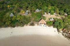Tansania Kimbiji Luftbild