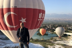Türkei Pamukkale