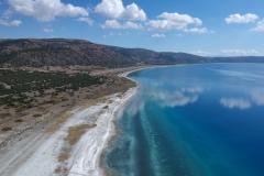 Türkei Salda Gölü