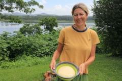 Uganda Jinja Nil - Brot im Omnia