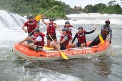 Uganda Jinja Rafting